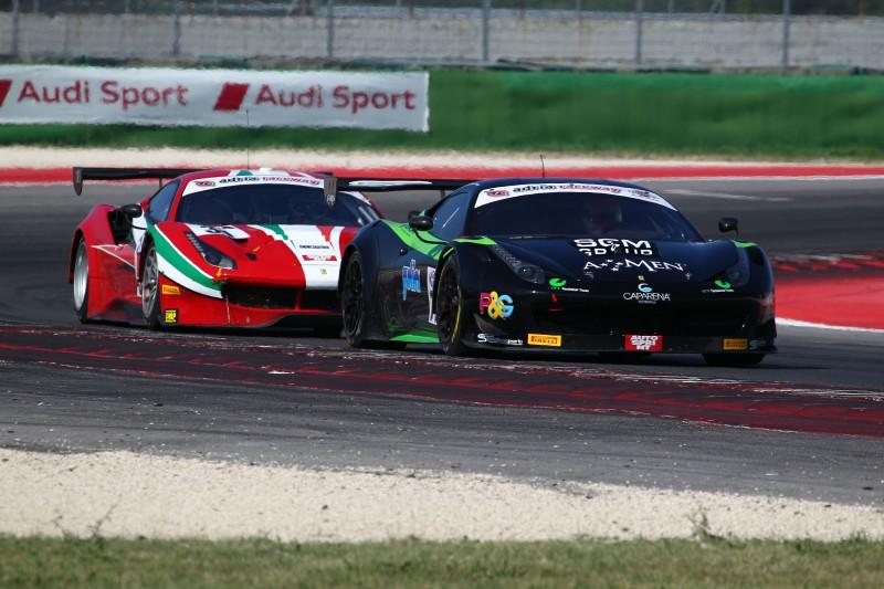 La Mazza-Magli (Easy Race,Ferrari 458-GT3 #79)